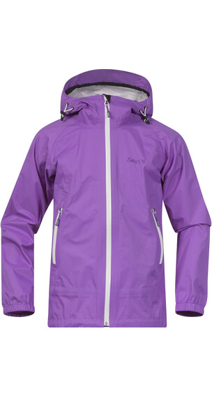 Bergans Tinn Youth Girl Jkt Light Amethust